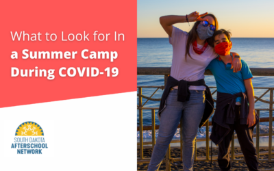 What to Look for In a Summer Camp During COVID-19