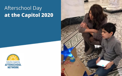 Afterschool Day at the Capitol 2020